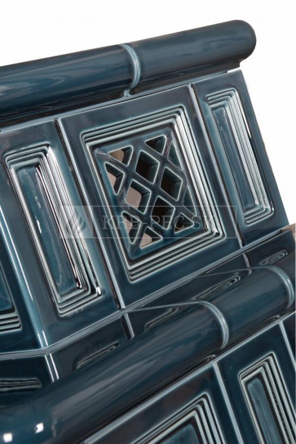 Hein BARACCA OU keramické kachle s kvalitnou krbovou vložkou krb-pec