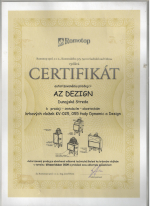 Romotop certifikát - Autorizovaný predajca - AZ DESIGN - Tibor Chudoba krb-pec