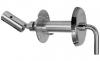 Kľučka na klapku,nastaviteľná poloha
