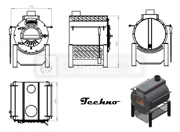 BRUNO 01 Techno s TV