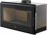 Hergóm NATURE 100 čierna krbová kazeta s termostatickým diaľkovým ovládaním