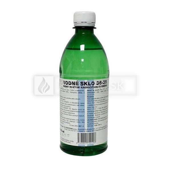 Spektrum vodné sklo 36-38 (500 ml) krb-pec
