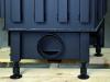 Kobok Chopok VD 1370/450 510 570 teplovzdušná krbová vložka s výsuvnými dvierkami krb-pec