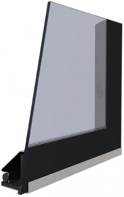 Kobok Kazeta R90 - sklo modern krb-pec