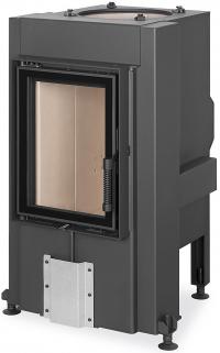 Romotop DYNAMIC 3G 38.50.01 teplovzdušná pecová vložka s rovným dvojitým presklením