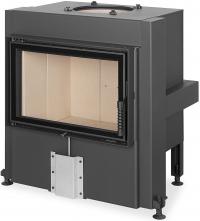 Romotop DYNAMIC 3G 66.44.01 teplovzdušná pecová vložka s rovným dvojitým presklením