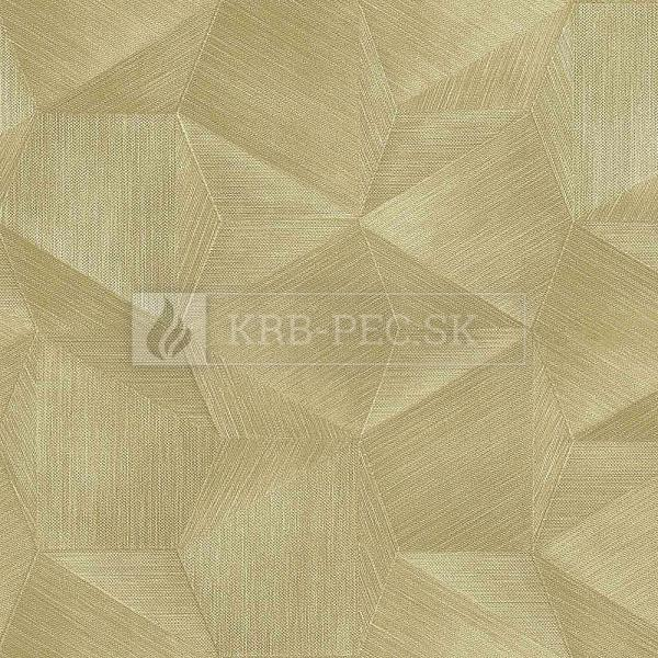 Zambaiti Parati - Trussardi Wall Decor 5 #Z21849 luxusná vliesová tapeta s vinylovým povrchom krb-pec