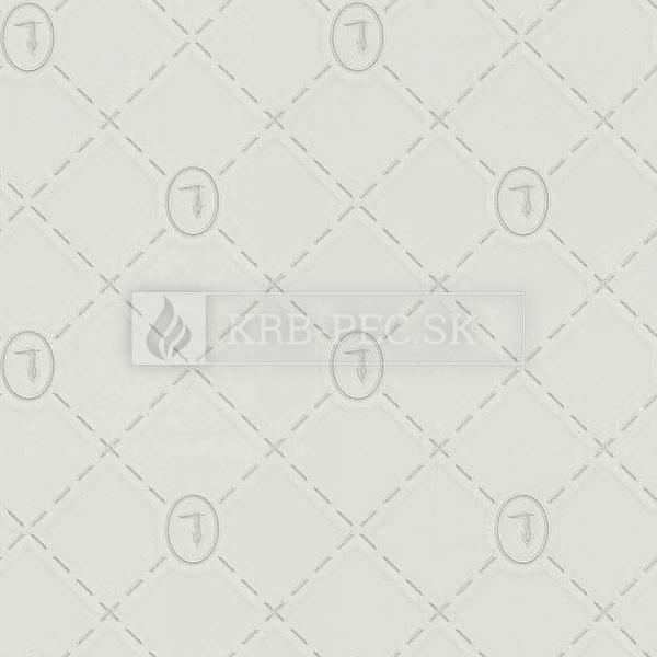 Zambaiti Parati - Trussardi Wall Decor 5 #Z21857 luxusná vliesová tapeta s vinylovým povrchom krb-pec