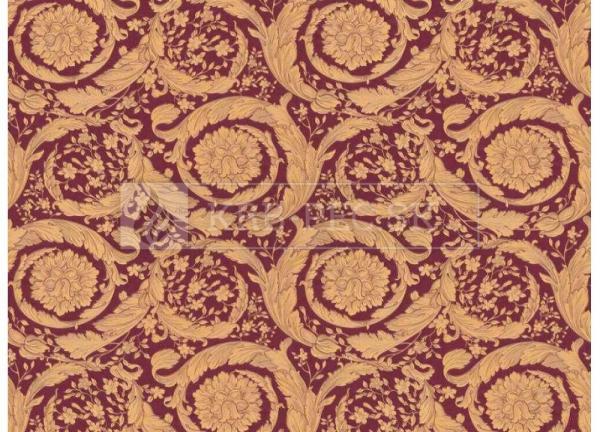A.S. Création - Versace Wallpaper IV #36692-7 luxusná vliesová tapeta s vinylovým povrchom krb-pec