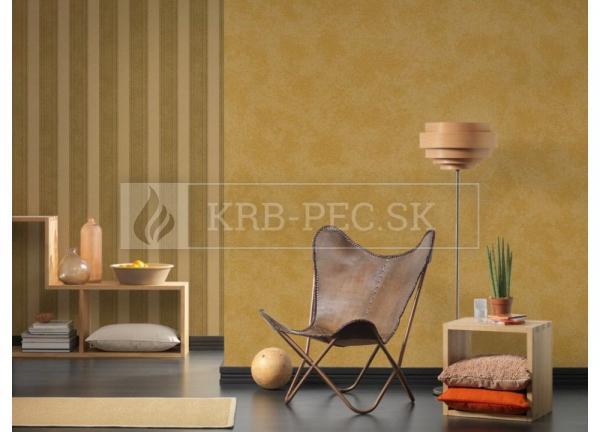 A.S. Création - Versace Wallpaper IV #93591-3 luxusná vliesová tapeta s vinylovým povrchom krb-pec