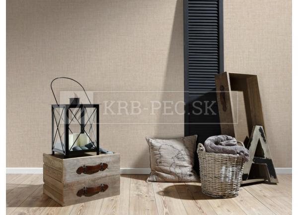 A.S. Création - Versace Wallpaper IV #96233-3 luxusná vliesová tapeta s vinylovým povrchom krb-pec
