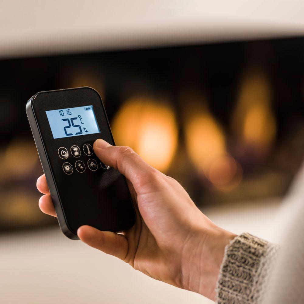 Trimline Fires - diaľkový ovládač Ecomax krb-pec