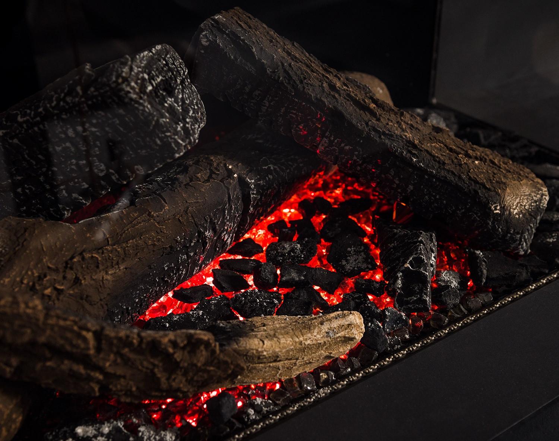 Trimline Fires - LED tlejúce ohnisko krb-pec